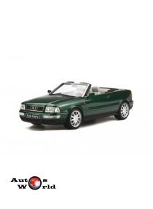 Macheta auto Audi Cabriolet (B3) 2.8l, 1:18 Otto Models