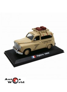 Taxiuri din lumea toata nr.18 - Renault Colorale - Algeria - 1950, 1:43 Amercom