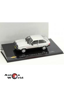 Macheta auto Chevrolet Chevette Hatch S/R 1.6, 1981, 1:43 Ixo