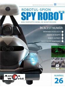 Colectia Spy Robot Nr 26 Kit de asamblat, Eaglemoss