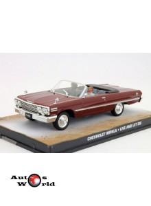 Chevrolet Impala James Bond, 1:43 Eaglemoss