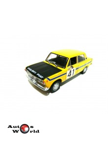Macheta auto Fiat 125P #41 Rally Monte Carlo, 1:43 Deagostini/Ixo
