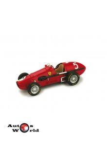Macheta auto Ferrari 500 F2 G.P. UK 1953, 1:43 Brumm