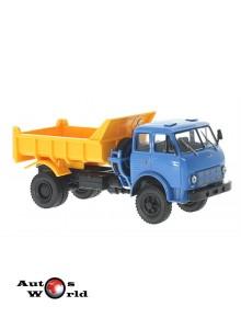 Macheta camion MAZ 509B albastru, 1:43 Special Co