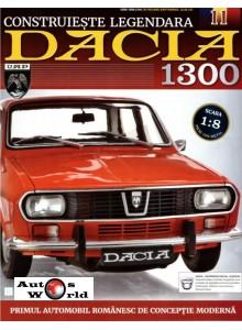 Macheta auto Dacia 1300 KIT Nr.11 - suspensie roata, scara 1:8 Eaglemoss