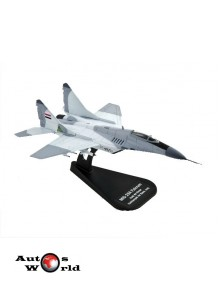 Macheta Avion Mikoyan MIG-29A Fulcrum Iraqi Air Force, 1:100 Italieri