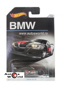 BMW Z4 M, 1:64 Hotwheels