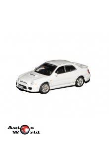 Macheta auto Subaru Impreza alb, 1:72 Cararama