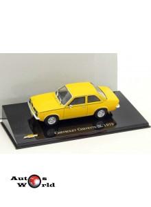 Macheta auto Chevrolet Chevette SL 1979, 1:43 Ixo