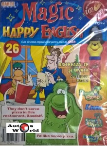 Magic Happy English Nr.26, Amercom