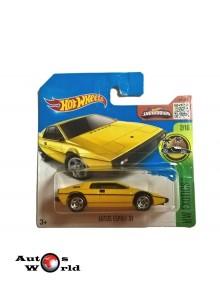 Macheta auto Lotus Esprit S1, 1:64 Hotwheels
