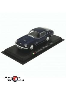 Masini De Legenda Nr.47 - Macheta auto Maserati Mistral 1963, 1:43 Amercom