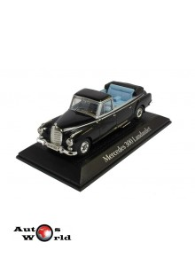 Macheta auto Mercedes 300 Landaulet *Konrad Adenauer* 1963, 1:43 Norev
