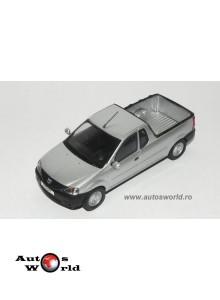 Dacia Logan Pick-Up Gri Platine, 1:43 Eligor