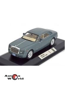Rolls-Royce Phantom Coupe 2008 gri-verzui, 1:43 Ixo