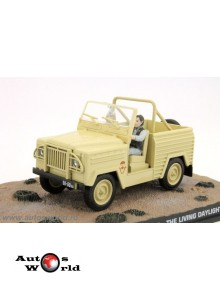 Land Rover 90 Lightweight James Bond, 1:43 Eaglemoss