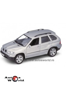 BMW X5, 1:36 Welly
