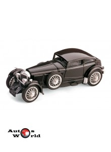 Macheta auto Bentley Speed SIX Bleu-Train 1928, 1:43 Brumm