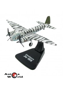 Macheta Avion Junkers Ju-188 Bombardier 1943 Luftwaffe Germania 1:144
