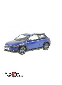 Macheta auto Volvo C30 albastru, 1:72 Cararama