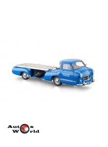 "CMC: Mercedes-Benz Renntransporter ""The blue Wonder"", 1954/55 revised, 1:18"