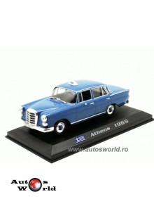 Mercedes Benz 200D - Athens 1965 Taxis, 1:43 Amercom