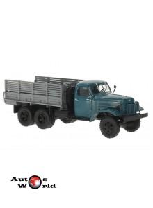 Macheta camion ZIS 151 albastru, 1:43 Auto Historia