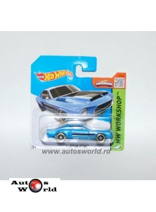 Ford Shelby GT500 '68, 1:64 Hotwheels