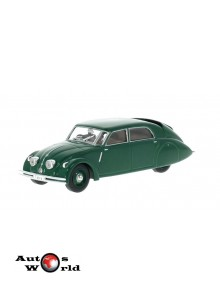 Macheta auto Tatra 77 verde 1934, 1:43 Whitebox