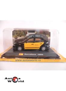 Seat Leon 1999 Barcelona - Taxi, 1:43 Amercom Srb