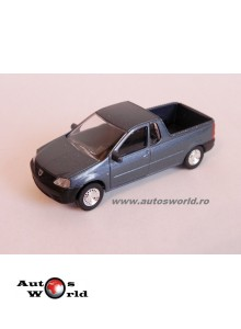 Dacia Logan Pick-up - albastru metalizat, 3 inch, 1:56 Eligor