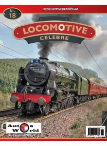 Locomotive Celebre Nr.18 - LMS Royal Scot, 1:76 Amercom