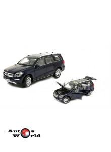 Macheta auto MERCEDES-BENZ GL 500 (2012) 1:18 albastru Norev