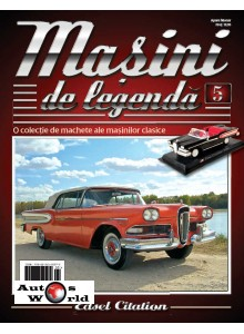 Masini De Legenda Nr. 5 - Macheta auto Edsel Citation 1958, 1:43 Amercom