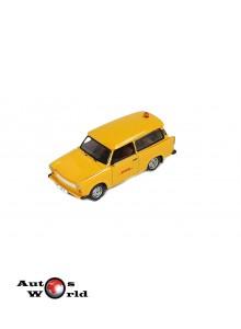 Macheta auto Trabant 601 S DHL, 1:43 IST Models