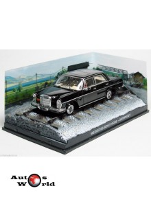 Mercedes Benz 250 SE  James Bond, 1:43 Eaglemoss