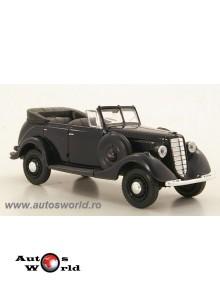 GAZ 61-40 negru decapotabil, 1:43 Nash Avtoprom