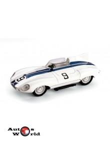 Macheta auto Jaguar D Type Le Mans 1954 , 1:43 Brumm