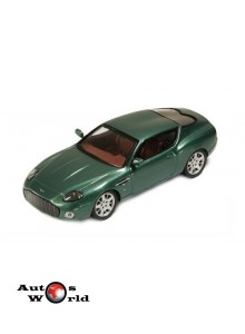 Macheta auto Aston Martin DB7 Zagato, 1:43 Deagostini/IST