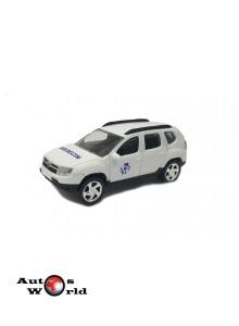 Macheta auto Dacia Duster Ambulanta 3 inch, 1:56 Norev
