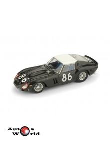 Macheta auto Ferrari 250 GTO Targa Florio 1962 #86, 1:43 Brumm