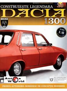 Macheta auto Dacia 1300 KIT Nr.20 - suspensie spate, scara 1:8 Eaglemoss
