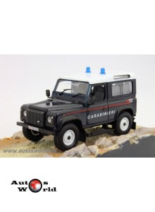 Land Rover Defender Carabinieri James Bond, 1:43 Eaglemoss