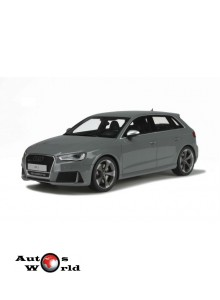 Macheta auto Audi RS3, 1:18 GT Spirit