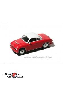 AWZ P70 coupe, 1:43 Deagostini/IST ...