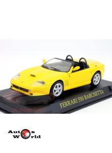 Ferrari 550 Barchetta, 1:43 Eaglemoss