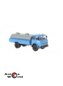 Macheta camion MAZ 500B ACPT-5,6, albastru/gri, 1:43 Special Co