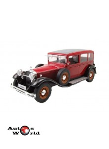 Macheta auto Mercedes Benz type Nuerburg 460/460 K (W08) visiniu,Sealed, 1:18 MCG