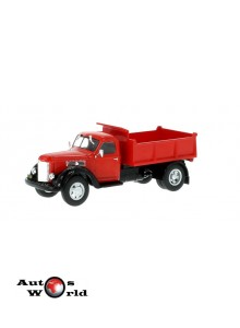 Macheta auto International Harvester KB 7, rosu/negru 1948, 1:43 Whitebox