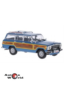 Macheta auto Jeep Grand Wagoneer 1989, 1:43 Whitebox